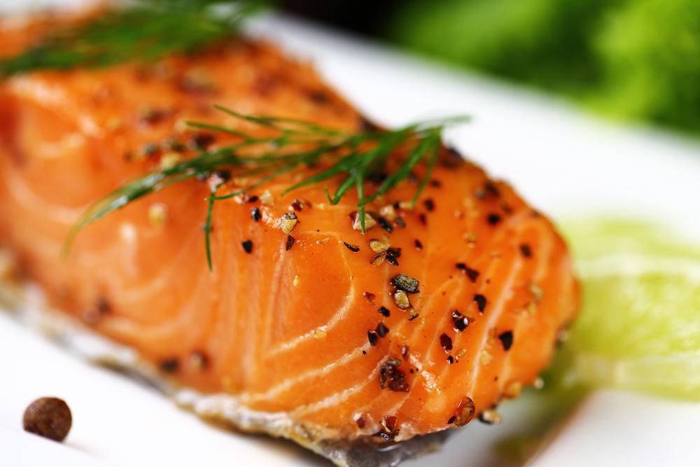 Grilled Wild Sockeye Salmon - BigOven