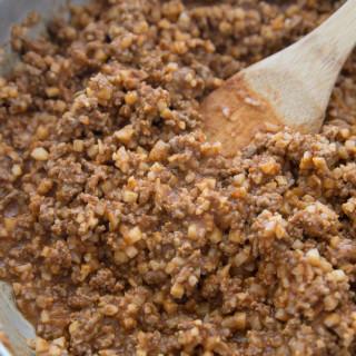 2B Mindset Cauliflower Taco Meat (21 Day Fix Friendly/Instant Pot Friendly)