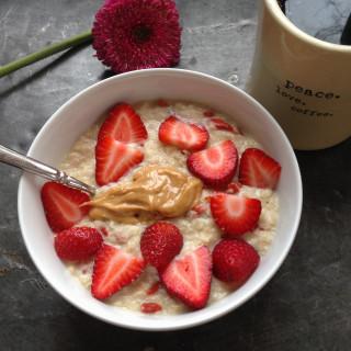 5 minute hot quinoa cereal