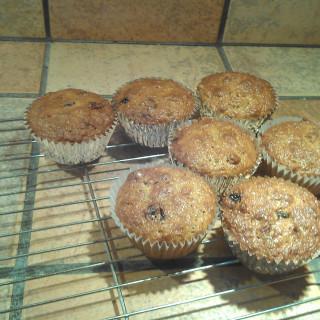 6 Week Muffins