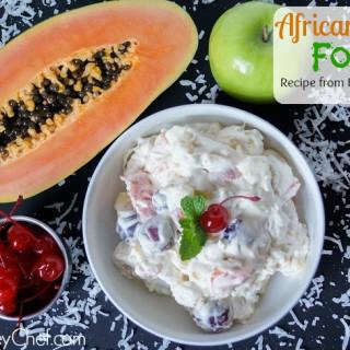African Fruit Fool - Boma