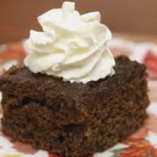 Alex's Gingerbread Cake