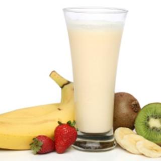 Almond and Banana Breakfast Drink Recipe