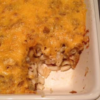 Ana's Mac N' Cheese N' Bacon