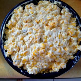 Appetizer - Cheesy Corn Dip