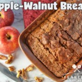 Apple-Walnut Bread