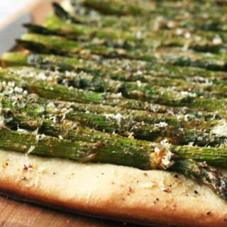 Asparagus Flatbread