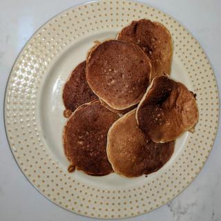 Aunt Debbie's pancakes