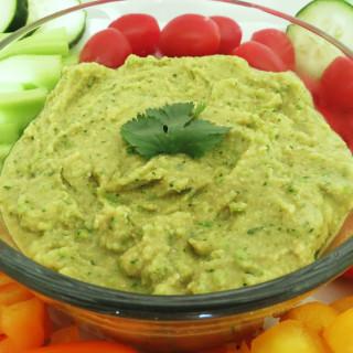 Hummus (Avocado) for dips, wraps, burgers...