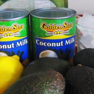Avocado Shakes (Sinh To Bo)