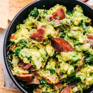Bacon Guacamole