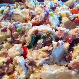 Bacon Ranch Potato Salad