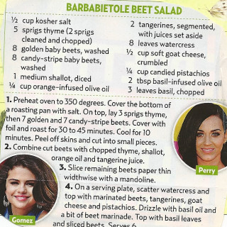 Barbabietole Beet Salad