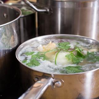 Basic Chicken Stock Recipe