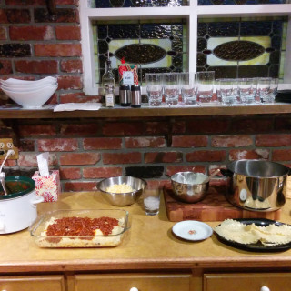 Basic Meat Lasagna