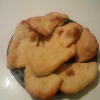 Basic Naan Bread