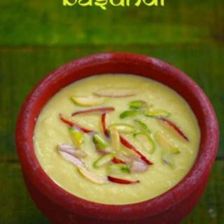 Basundi - how to make basundi recipe