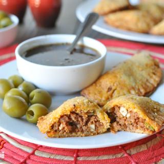 Beef and Chorizo Empanadas – Low Carb, Gluten Free