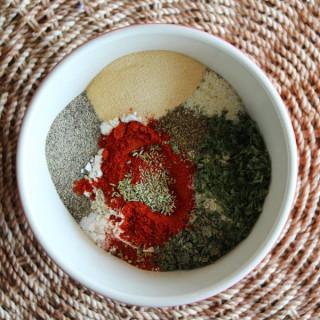 Beef Stew Seasoning Mix Recipe {all-natural}