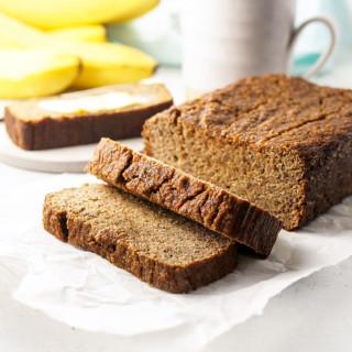 Best Ever Coconut Flour Banana Bread