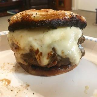 Bet It All On Black Garlic Burger