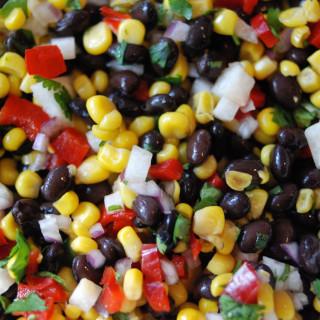 Black Bean & Corn Salsa