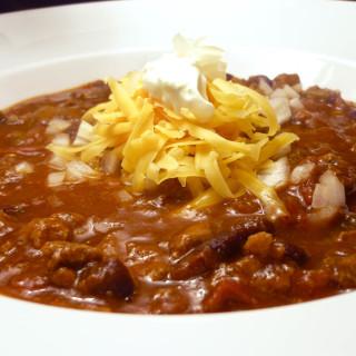 Black Bean Habanero Chili