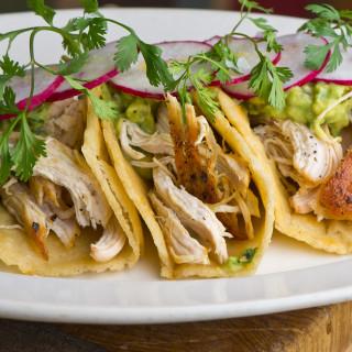 Blackened Chicken Mini Tacos