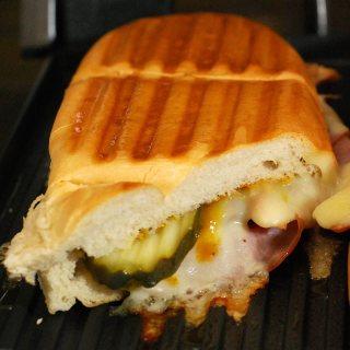 Blues Hog Bbqueban Sandwich