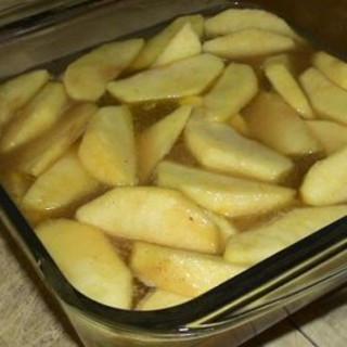 Boston Market Cinnamon Apples