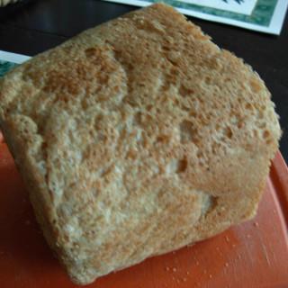 Bread Machine- Honey Whole Wheat Bread
