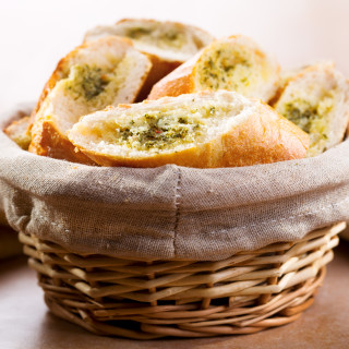 "Bread - ""The Best"" Garlic Bread"