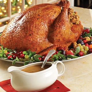 Brined Roast Turkey