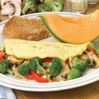 Broccoli Omelet