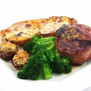 Broiled Filet Mignon