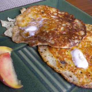 Buttermilk Pancakes (from Marion Cunningham's Breakfast Book)