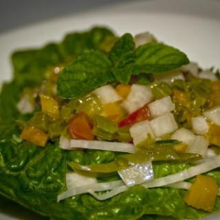 Cactus Relish (Salsa de Nopalitos)