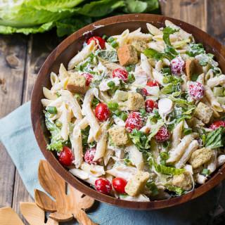 Caesar Pasta Salad