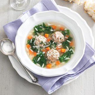 Cajun Wedding Soup