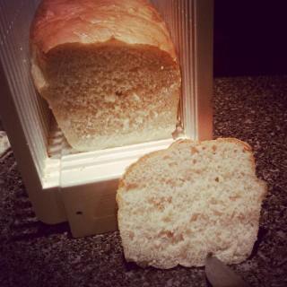 Caroles English Muffin Bread