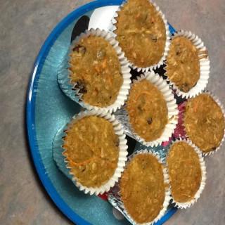 Breakfast Power Muffins