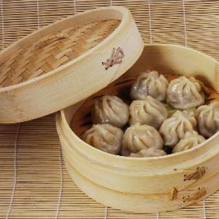 Cha Siu Bow (Steamed Barbecued Pork Buns)