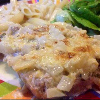Cheese Pork Tenderloin