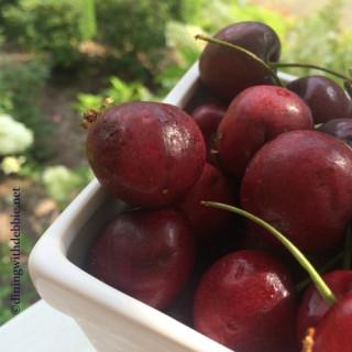 Cherry Habanero Jam
