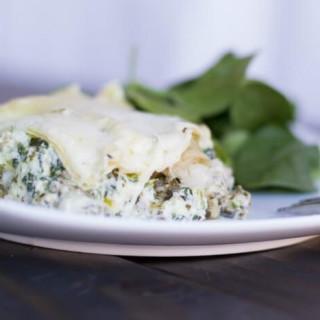 Chicken and Artichoke Slow Cooker Lasagna