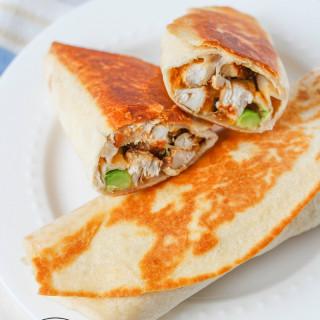 Chicken Avocado Burrito Recipe