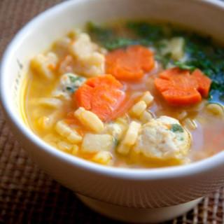 Chicken Ball Soups