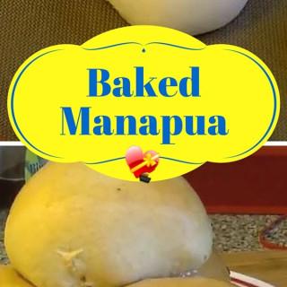 Chicken Char Siu Bao (Manapua)