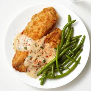Chicken-Fried Fish