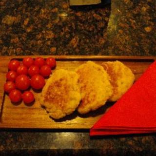 Chicken Patties (Low-Calorie)